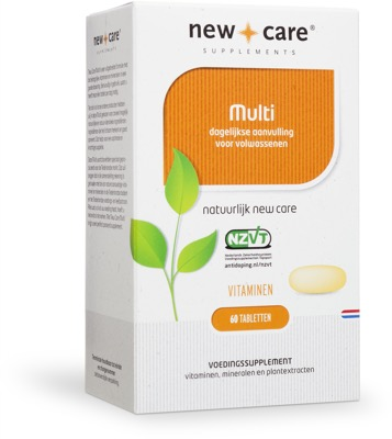 New care multi tabletten p830