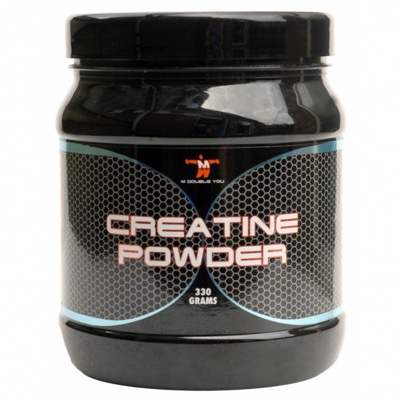 M double you creatine powder creapure 330 gram p469