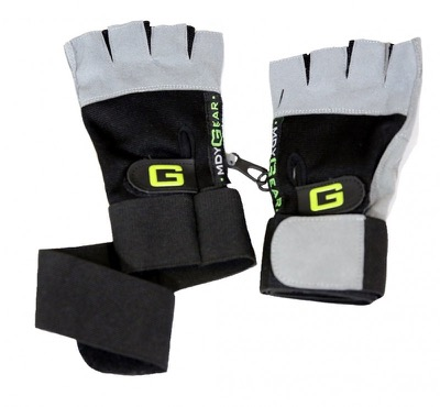 M double you workout gloves polsbanden p502