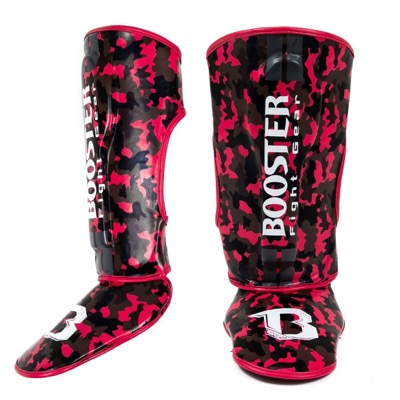 Booster sg youth camo pink p1084