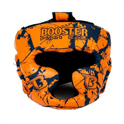 Booster hgl b youth marble orange p1161
